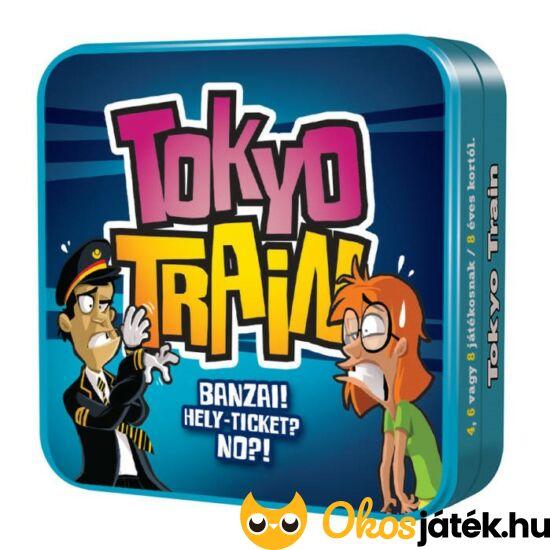 Tokyo Train  - partijáték (YO)