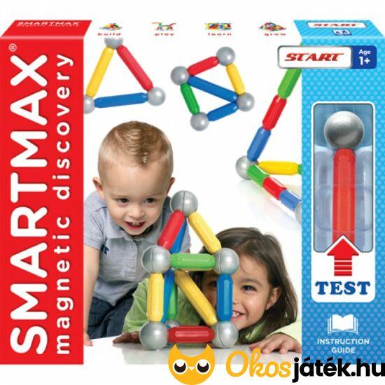 SmartMax Start  mágneses építőjáték 23 darabos SMX309 (GA-R)
