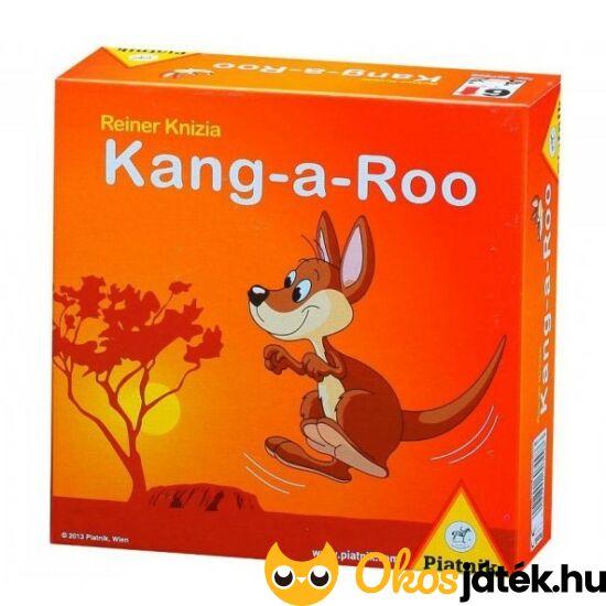 """Kang-a Roo társasjáték - Piatnik (PI) """"Utolsó darabok"""""""