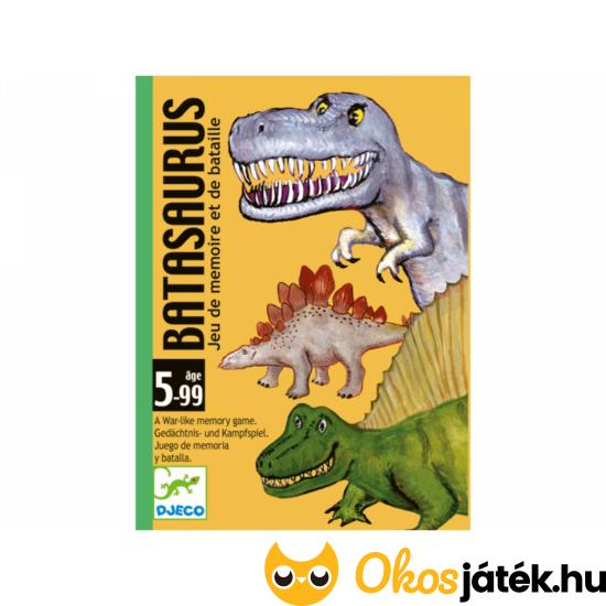 Djeco 5136 Batasaurus kártyajáték 117581 (BO)