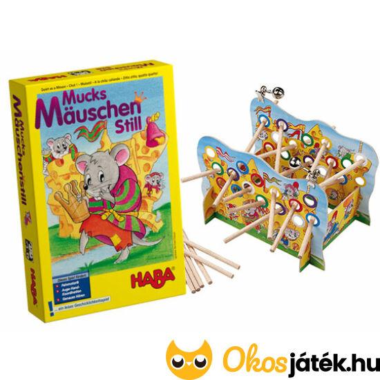 HABA Egy mukkot se! - Mucks Mauschen Still 46440 (HA)