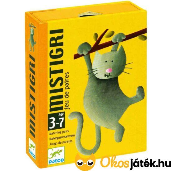 Mistigri, a klasszikus Fekete Péter kártyajáték új köntösben - DJ5105 (BO)