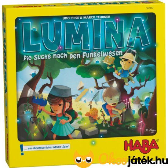 """Lumina memória társasjáték gyerekeknek 302701 (HA) """"Utolsó darabok"""""""