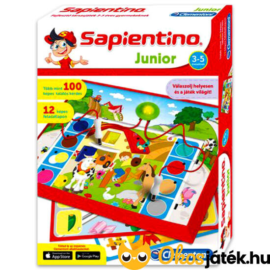 Sapientino Junior - Clementoni 64042(MH)