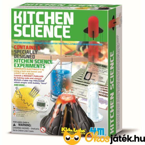 4M Kitchen Science Konyhai tudomány - RE 03296