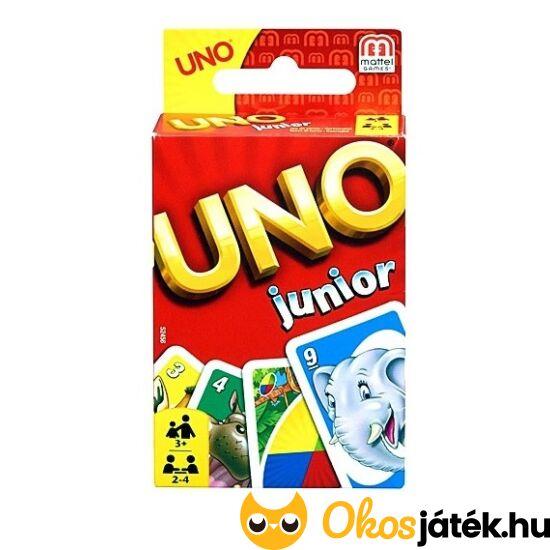 Uno Junior kártyajáték (MH)