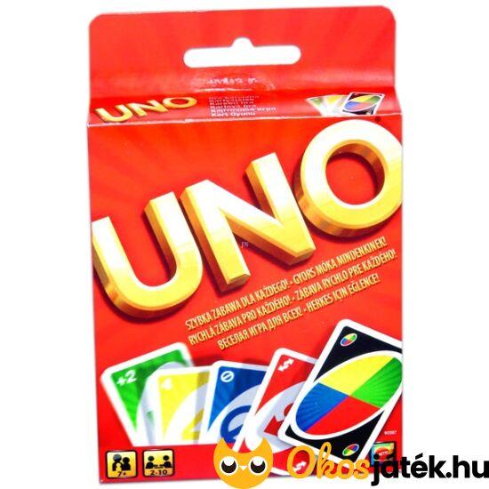 Uno kártyajáték (MH)