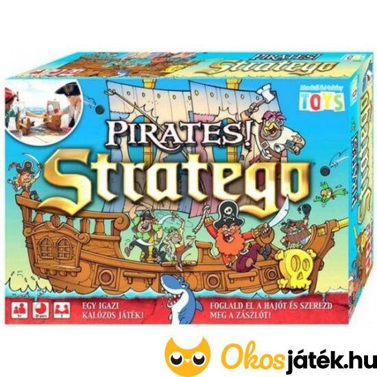 """Stratego Kalózok 3D társasjáték -  81488 (MH) """"Utolsó darabok"""""""