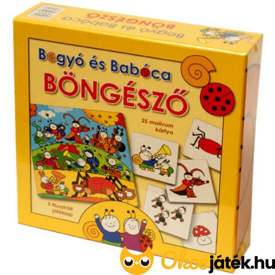Bogyó és Babóca Böngésző játék 713427 (KM)