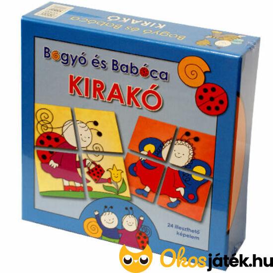 Bogyó és Babóca Kirakó játék
