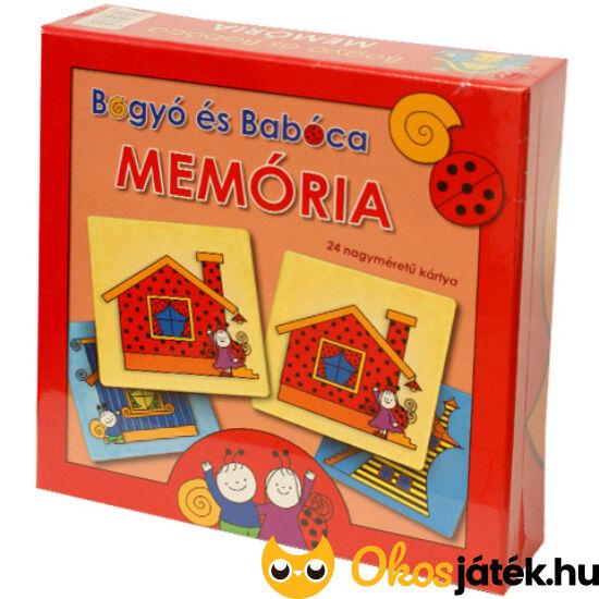 Bogyó és Babóca Memória játék 713403 (KM-13)