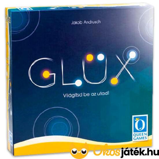 """Glüx társasjáték - Világítsd be az utad! logikai játék - 745898 (PI) """"Utolsó darabok"""""""