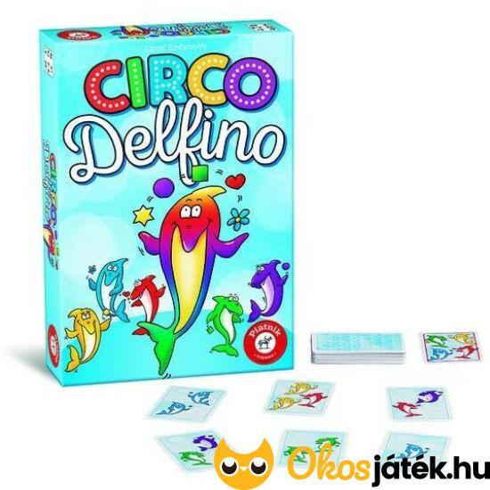 """Circo Delfino kártyajáték 658709 (PI) """"Utolsó darabok"""""""