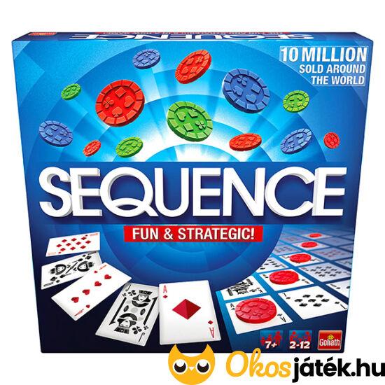 Sequence társasjáték - MH
