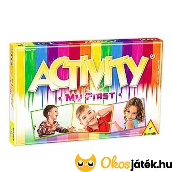 activity my first társasjáték gyerekeknek