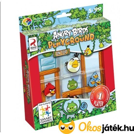 Angry birds ON TOP Smart Games tili toli puzzle (GA)