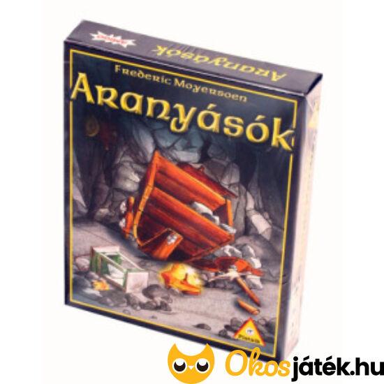 Aranyásók kártyajáték - Piatnik