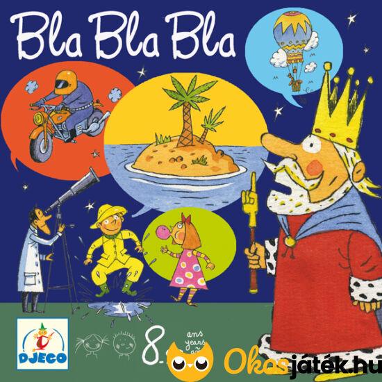 Bla Bla Bla társasjáték gyerekeknek Djeco 8462