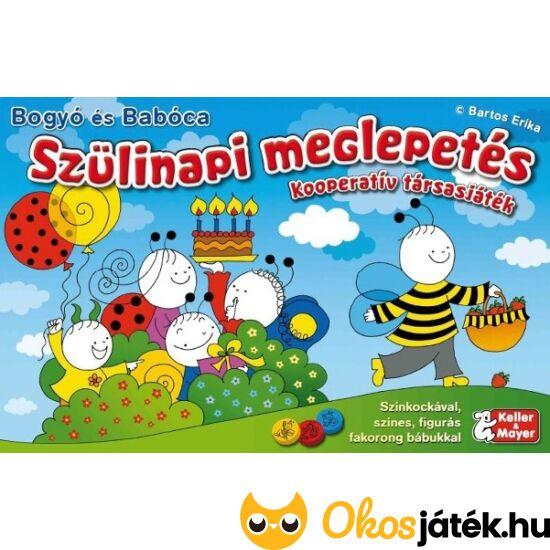 Bogyó és Babóca társasjáték - Szülinapi meglepetés - KellerMayer (KM)