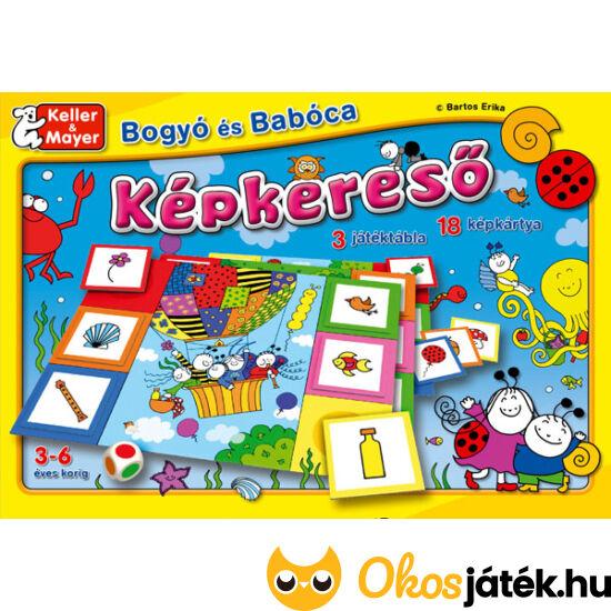 Bogyó és Babóca Képkereső társasjáték - Keller & Mayer (KM-15)