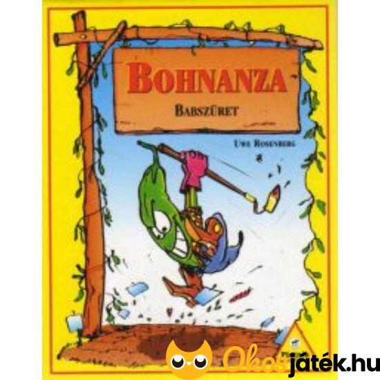 Bohnanza babszüret kártyajáték - PI