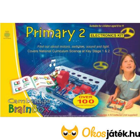 Brainbox (Primary 2) elektronika  elektromosság tudományos játék alapkészlet