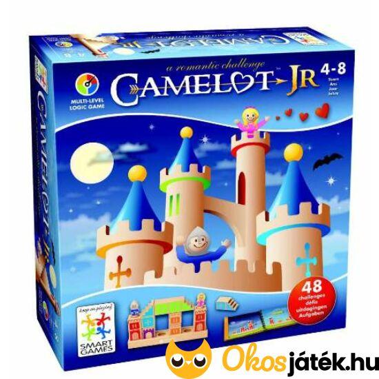 Camelot Junior Smart Games gyerek logikai fajáték