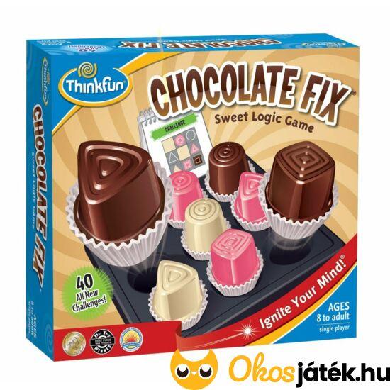 Chocolate Fix - ThinkFun - logikai játék - GE