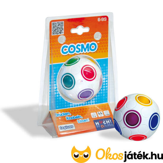 Cosmo focilabda alakú logikai játék (996) (GE)