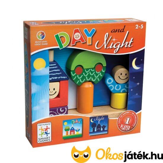 Day and Night kirakó Smart Games logikai-kreatív játék (GA)