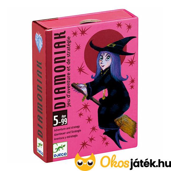 Diamoniak Djeco kártyajáték gyerekeknek DJ5117 (BO)