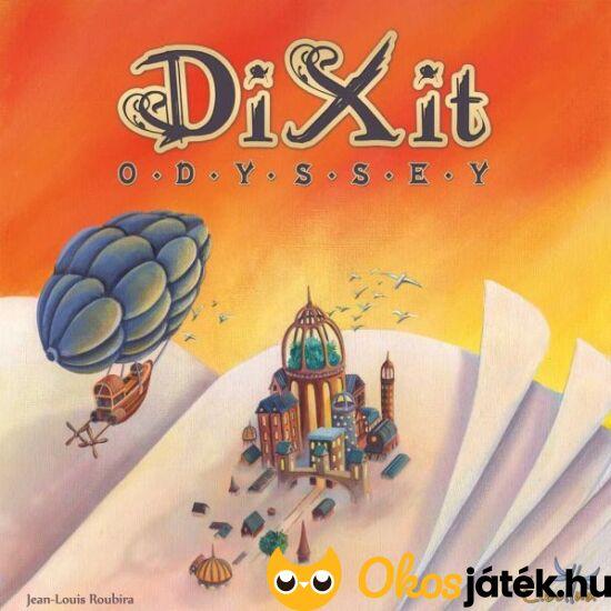 Dixit Odyssey társasjáték - GE