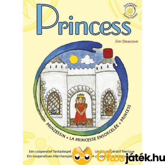 Elvarázsolt hercegnő kooperatív hercegnős társasjáték (KO)