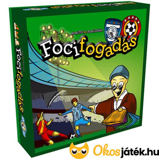 """Focifogadás focis társasjáték  (142) (GE) """"Utolsó darabok"""""""