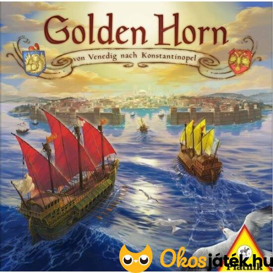 Golden Horn családi társasjáték - Piatnik (PI)