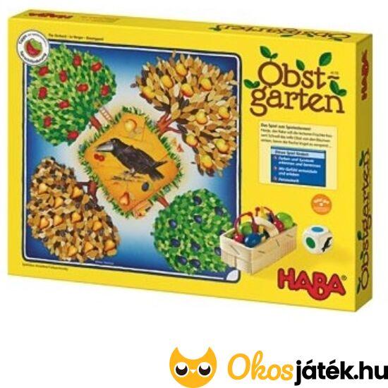 Gyümölcsöskert társasjáték HABA Obstgarten - HA