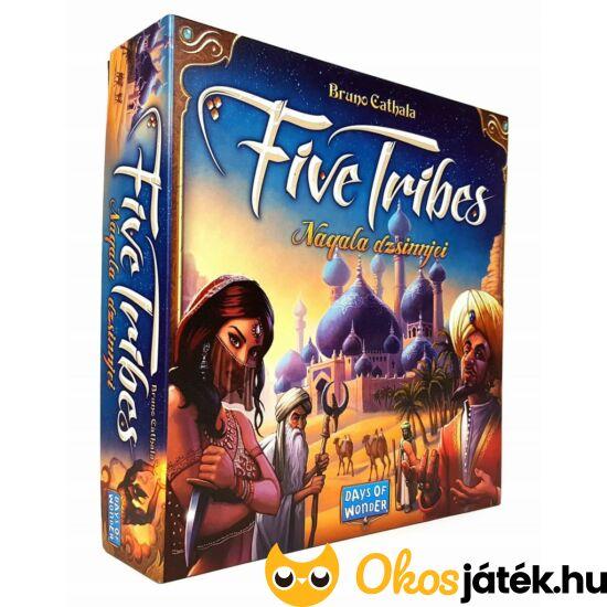 five tribes társasjáték