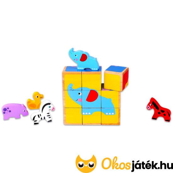 kocka kirakó
