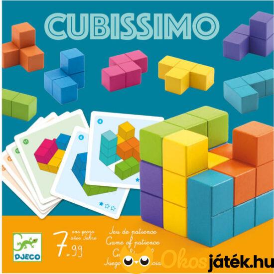 cubissimo logikai játék