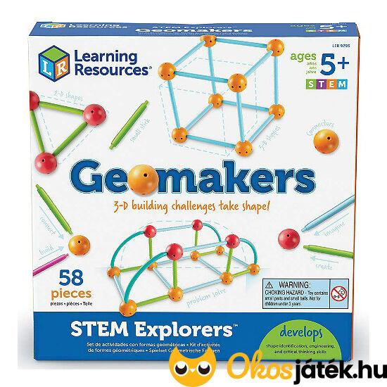 Geomakers - Babylon építő játék feladatokkal