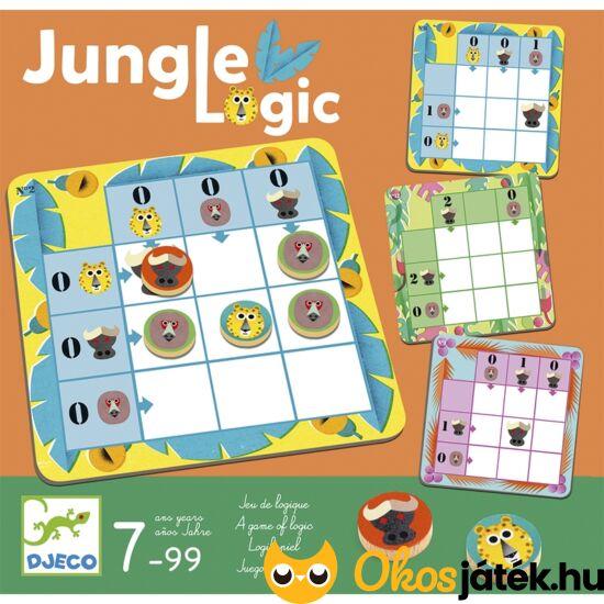 dzsungel logika különleges sudoku