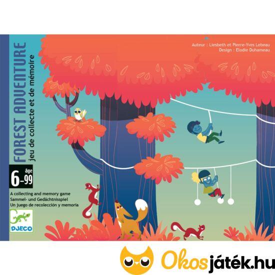 Kalandpark - Forest Adventure kártyajáték