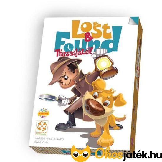 lost and found kártyajáték