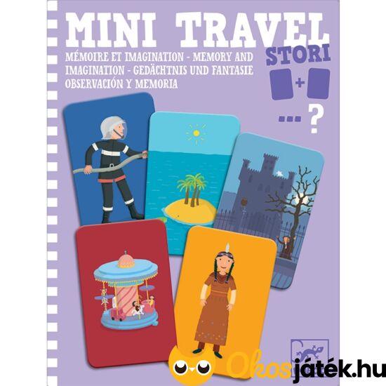 Mini utazó játék - Történetszövés