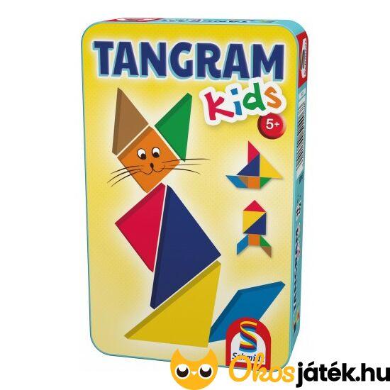 tangram logikai játék