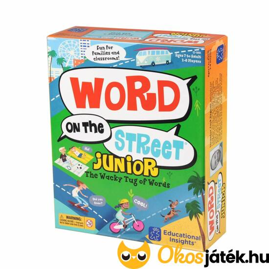 Word on the Street Junior társasjáték