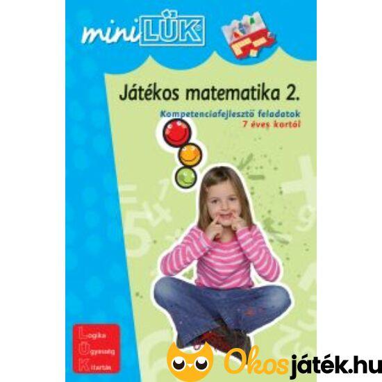 Játékos matematika 2. LÜK Mini LDI219 (DI)
