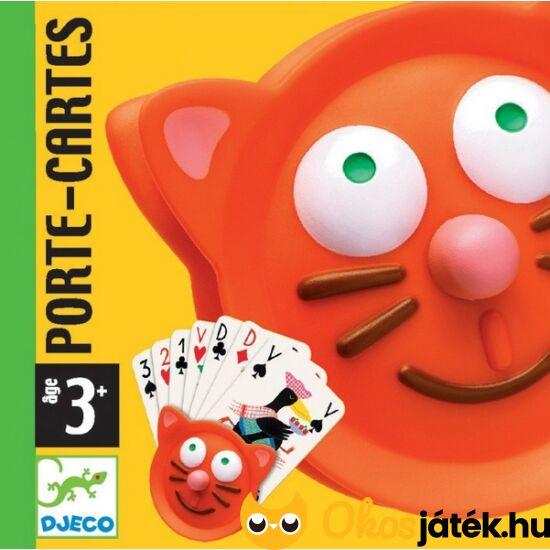 Djeco kártyatartó gyerekeknek - DJ5997 (BO)