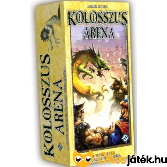 """Kolosszus aréna fantasy jellegű társasjáték (380) (GE) """"Utolsó darabok"""""""