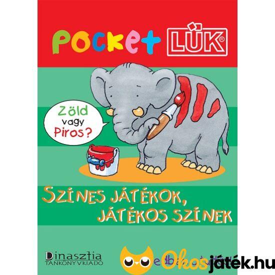 Színes játékok füzet Pocket LÜK LDI902 (DI)